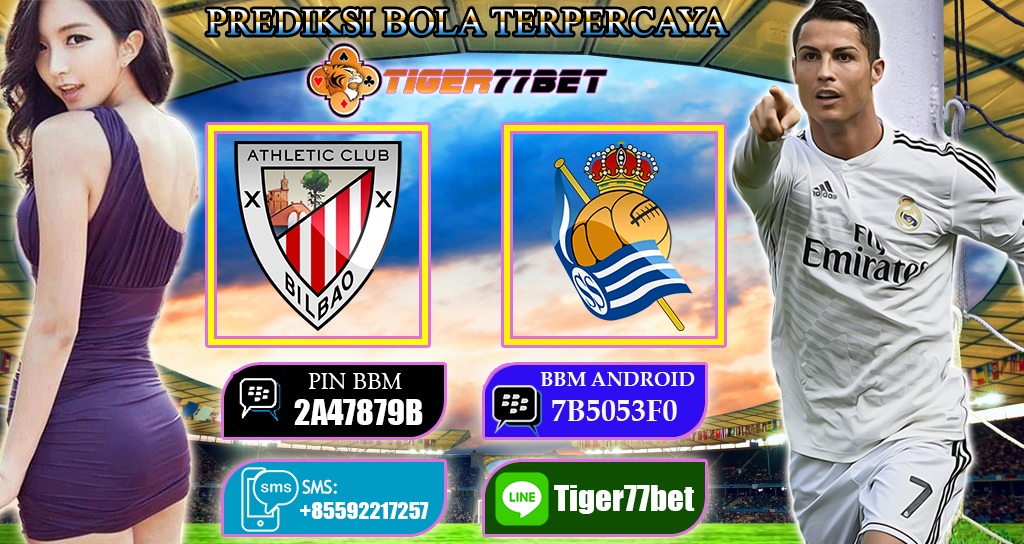 Prediksi Athletic Bilbao vs Real Sociedad 16 Oktober 2016