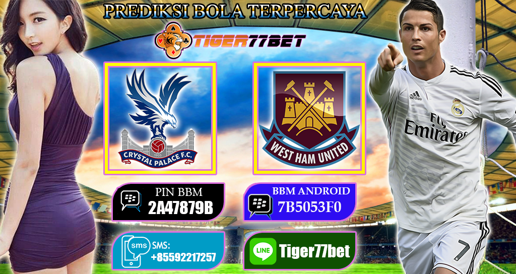 Prediksi Crystal Palace Vs West Ham United 15 Oktober 2016