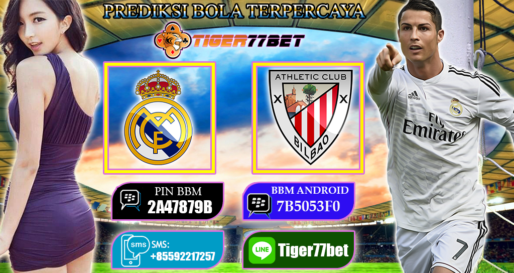 Prediksi Real Madrid vs Athletic Bilbao 24 Oktober 2016