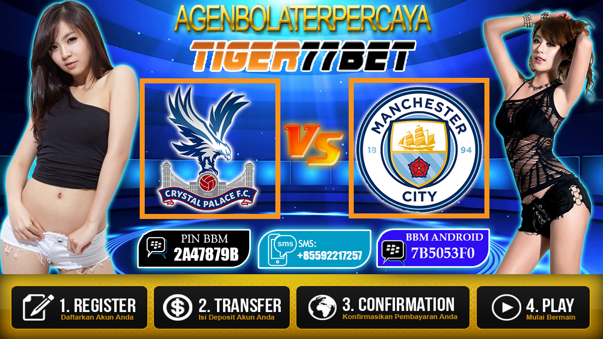 Prediksi Crystal Palace Vs Manchester City 19 November 2016