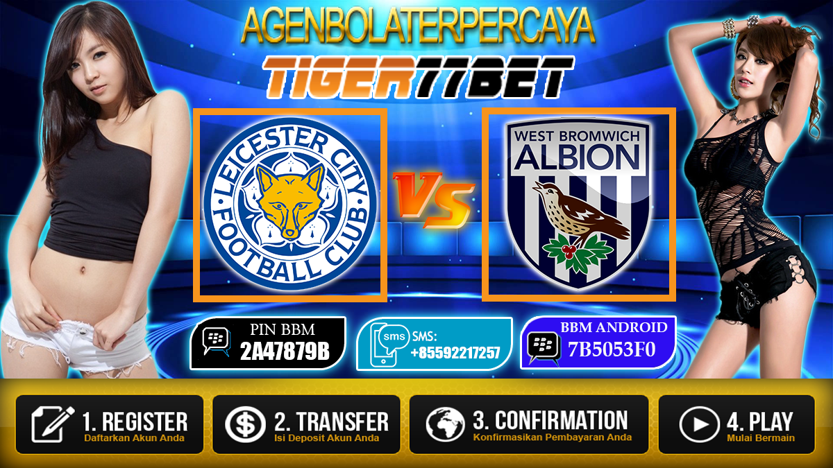 Prediksi Leicester City VS West Bromwich Albion 06 November 2016