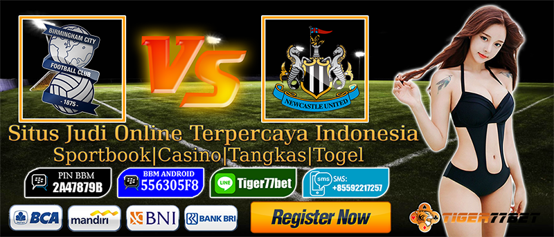 Bursa Pasaran Birmingham City vs Newcastle United 07 Januari 2017