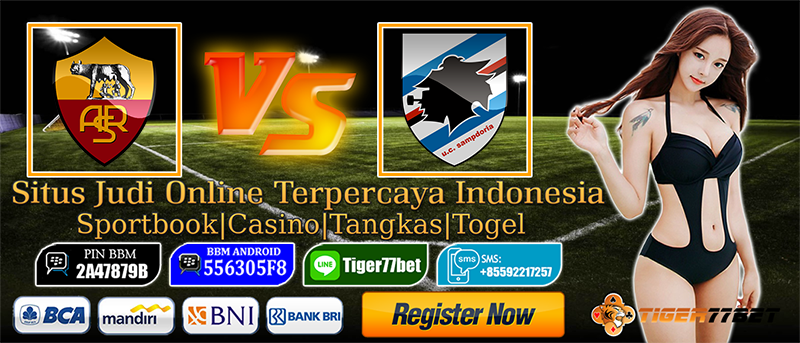 Prediksi Bola AS Roma vs Sampdoria 20 Januari 2017