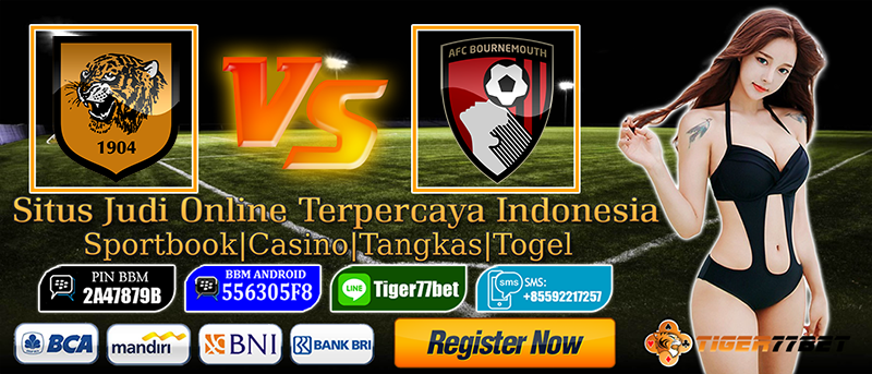 Prediksi Bola Hull City vs AFC Bournemouth 14 Januari 2017
