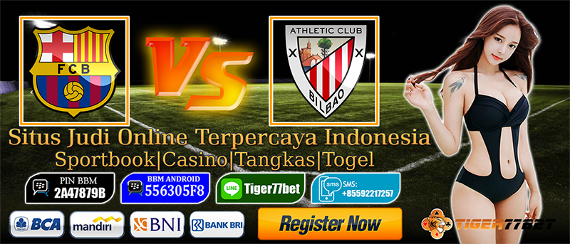 Prediksi Bola Barcelona Vs Athletic Bilbao 04 Februari 2017