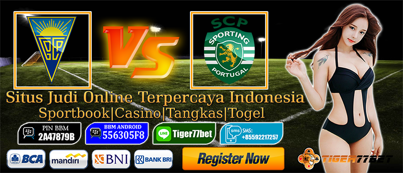 Prediksi Bola Estoril vs Sporting CP 26 Februari 2017