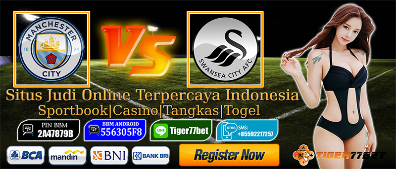 Prediksi Bola Manchester City Vs Swansea City 05 Februari 2017