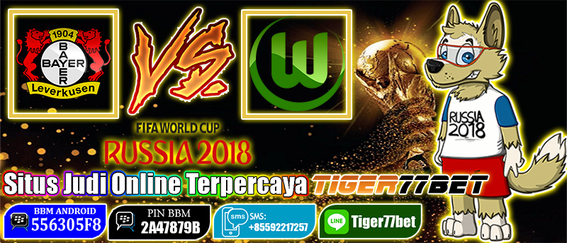 Prediksi Bola Bayer Leverkusen vs Wolfsburg 02 April 2017