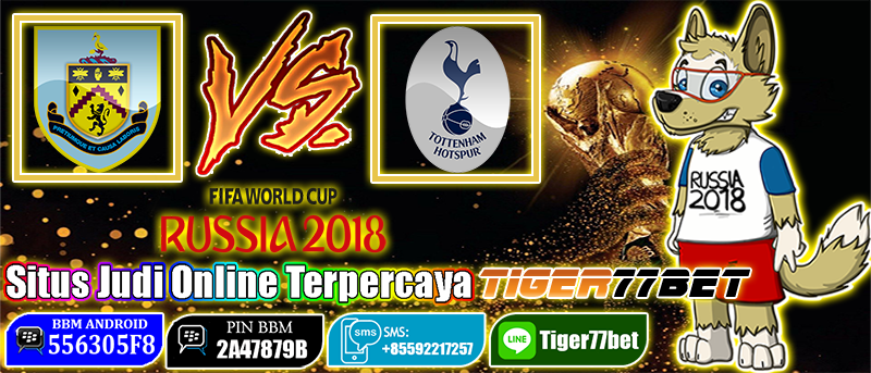 Prediksi Bola Burnley vs Tottenham Hotspur 01 April 2017