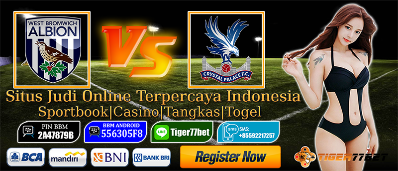 Prediksi Bola West Bromwich Albion vs Crystal Palace 04 Maret 2017