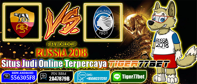 Prediksi Bola AS Roma vs Atalanta 15 April 2017