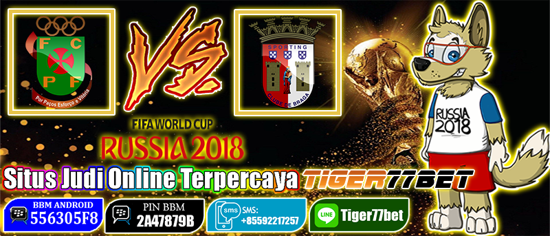 Prediksi Bola Feirense vs Sporting Braga 08 April 2017
