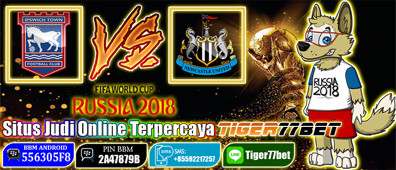Prediksi Bola Ipswich Town vs Newcastle United 17 April 2017