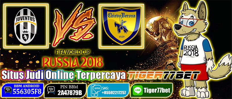 Prediksi Bola Juventus vs Chievo Verona 09 April 2017