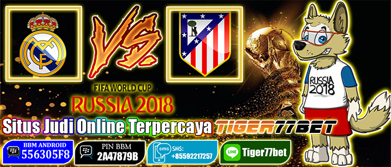Prediksi Bola Real Madrid vs Atletico Madrid 08 April 2017